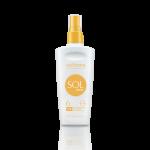 Масло для интенсивного загара SOL с низкой степенью защиты SPF6