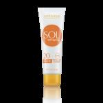 Солнцезащитный антивозрастной крем для лица SOL со средней степенью защиты SPF20