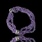 Ожерелье «Пурпурный каскад»