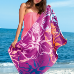 Пляжное полотенце «Тропики»