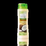 Шампунь для сухих и повреждённых волос «Пшеница и кокос». Большой объём