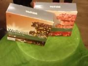 Протеиновые батончики Wellness от Орифлейм